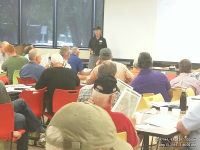 August 13, 2016- Chapter Host AOPA Rusty Pilot and How To Start a Fly Club seminars